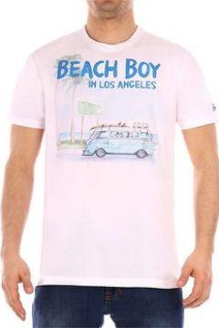 T-shirt Mc2 Saint Barth BEACH BOY(115592023)