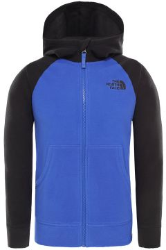 THE NORTH FACE Glacier Hooded Fleece Jacket blauw(107972045)