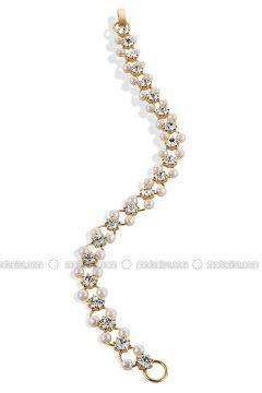Golden tone - Bracelet - Forivia Accessories(110333960)