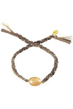Bracelets Nilaï Cordon en Métal Doré Femme(115431358)