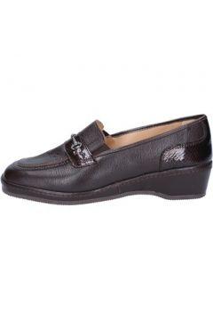 Chaussures Susimoda mocassins marron cuir AC57(115393570)