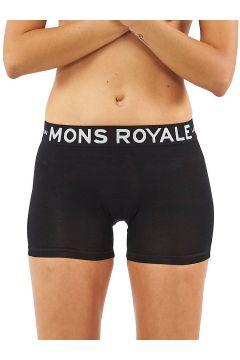 Mons Royale Merino Hannah Hot Pant zwart(85174590)