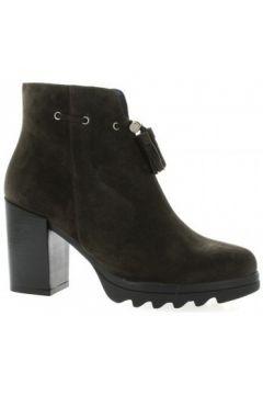 Bottines Riva Di Mare Boots cuir velours(98529819)