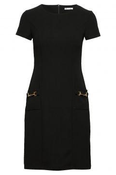 Perfect Dress Kleid Knielang Schwarz IDA SJÖSTEDT(108942567)
