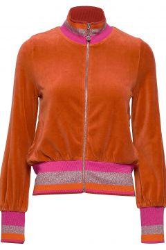 Unconquerablejacket Sweat-shirt Pullover Orange ODD MOLLY(114155596)