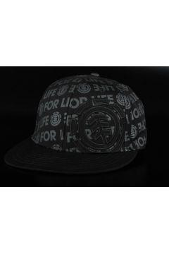 Element Logover Cap Black L/XL(114127632)