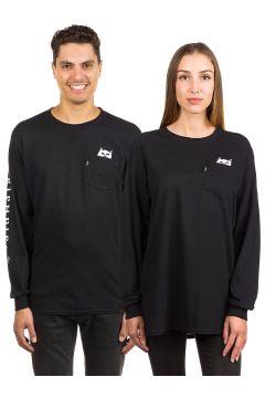 Rip N Dip Lord Nermal Pocket Long Sleeve T-Shirt zwart(85169892)