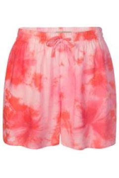 Shorts mit trendigem Batik-Print aus Modal Codello light pink(111527625)