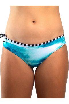 Zealous Matahari Surf Bikini Bottom blauw(114565822)