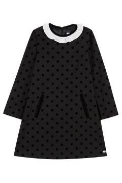 Kleid mit Punkten(114139823)