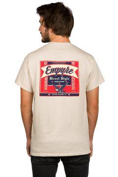Empyre Street Style T-Shirt bruin(116292949)