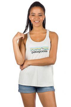 Patagonia Pastel P-6 Logo Organic Tank Top wit(85188995)