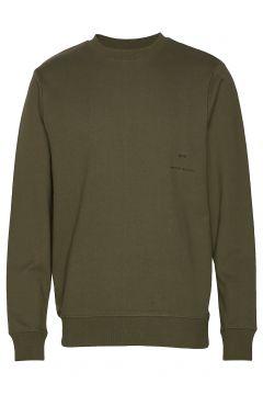 Equalise Crew Sweat-shirt Pullover Grün NEUW(114157761)