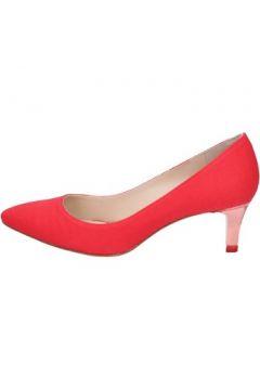 Chaussures escarpins Daniele Ancarani escarpins rouge textile au222(98485793)