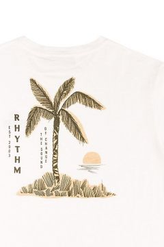 Rhythm Okinawa T-Shirt wit(116880693)