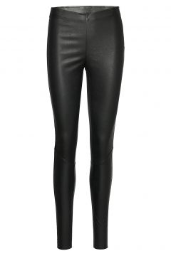 Yaszeba Stretch Leather Legging Noos Leather Leggings/Hosen Schwarz YAS(114153998)