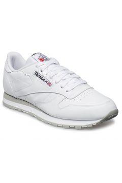 Classic Leather Niedrige Sneaker Weiß REEBOK CLASSICS(107959439)