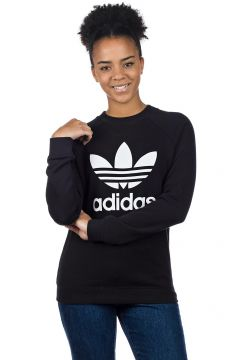 adidas Originals TRF Crew Sweater zwart(85180287)