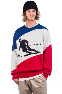Dedicated Mora Skier Pullover blauw(104306916)