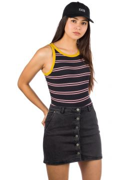 Vans Lizzie Stripe Bodysuit zwart(94104713)