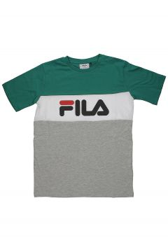 Fila Day Blocked T-Shirt grijs(85193229)
