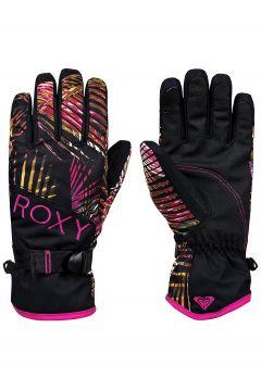 Roxy Jetty Gloves zwart(109249678)