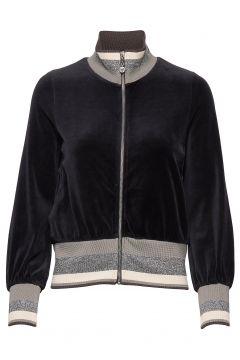 Unconquerablejacket Sweat-shirt Pullover Schwarz ODD MOLLY(114155598)