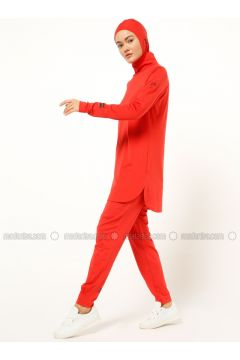 Red - Tracksuit Bottom - FD SPORTS(110335471)