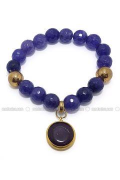 Purple - Bracelet - Büşra Anıl(110338752)
