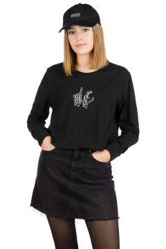 Lurking Class Signs Longsleeve T-Shirt zwart(98384185)