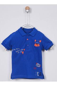 T-shirts Pour Bébé Panço Bleu(109327572)