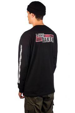 Vans X Baker Speed Check Longsleeve T-Shirt zwart(100661547)