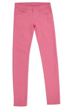 Jeans zip low Strawberry - Rose(112328491)