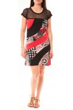 Robe Bamboo\'s Fashion Robe BA1515 Rouge(88501533)
