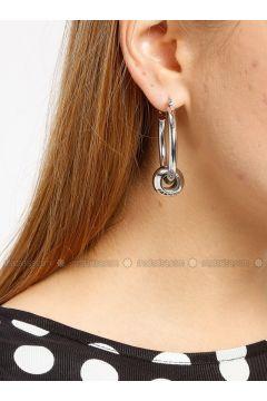 Silver tone - Earring - Koton(110322184)