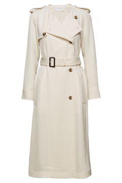 Dayada Trenchcoat Mantel Creme BOSS(112241064)