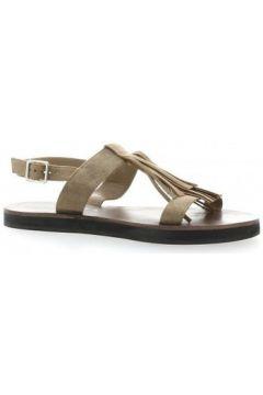 Sandales Elizabeth Stuart Nu pieds cuir velours(98529091)