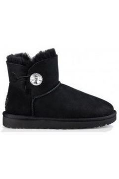 Bottines UGG Botte MINI BAILEY BUTTON BLING(115489222)