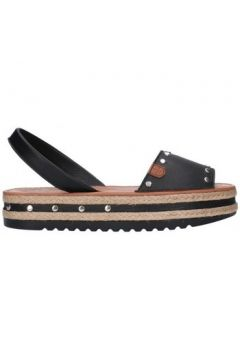 Espadrilles Popa Cannes Mujer Negro(115608039)