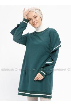 Crew neck - Green - Sweat-shirt - Meys(110329233)