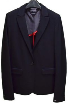 Vestes de costume Tommy Hilfiger Blazer Mansi bleu marine pour femme(88443544)
