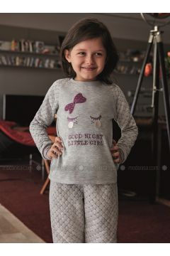 Gray - Kids Pijamas - ANIL(110313686)