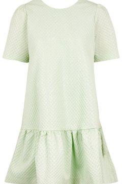 Y.A.S Yaselsa Mini Jurk Dames Green; Pastel(114289675)