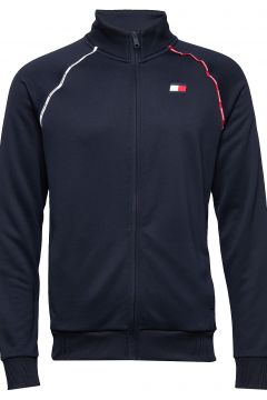 Piping Track Jkt Sweat-shirt Pullover Blau TOMMY SPORT(114802042)