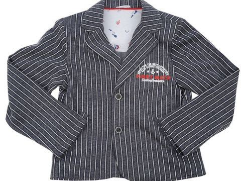 Jackets Pour Garçon Mininio Noir(102882609)