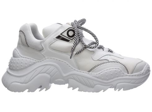 Men's shoes leather trainers sneakers billy(110985984)