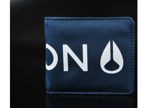 Nixon Patchwork Bi-Fold Wallet Portemonnaie(77152315)
