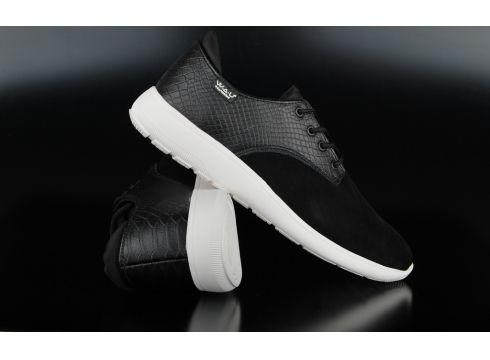 We Are United Lightwind Napa Dark Black Sneaker(87045435)