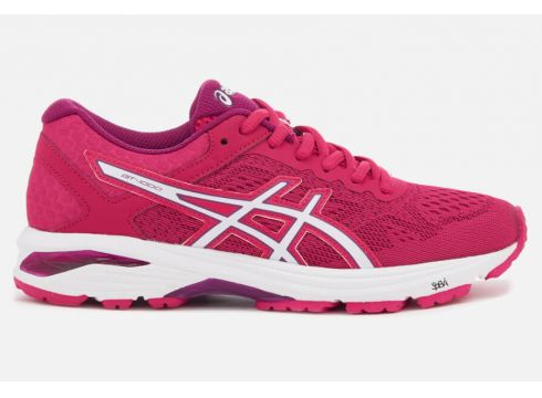 Asics Women\'s GT-1000 6 Trainers - Cosmo Pink/White - UK 3.5 - Rosa(50503755)