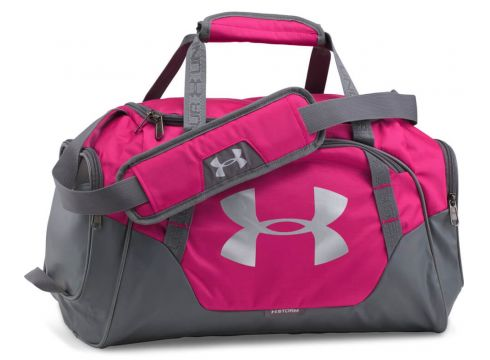 Under Armour Undeniable 3.0 Duffle Bag - Extra Small - Rosa(79331015)